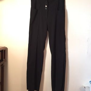 Pants - High waisted trousers
